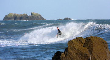 Copper Coast Surfing