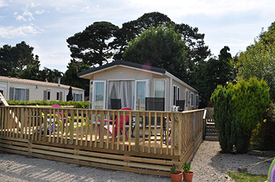 Ballycanew Holiday Park