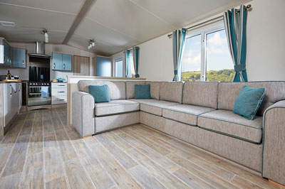 ABI Beachcomber mobile home