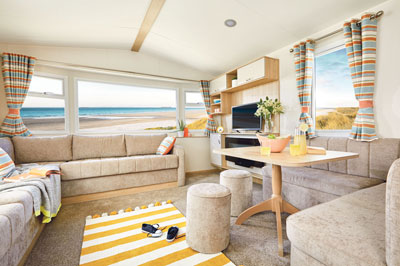ABI Summer Breeze mobile home