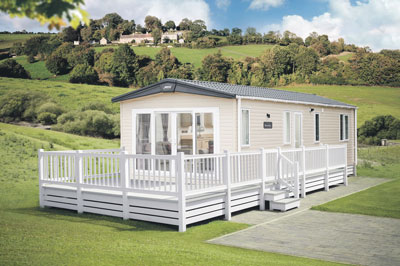 ABI Beverley mobile home