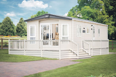 ABI Westwood mobile home