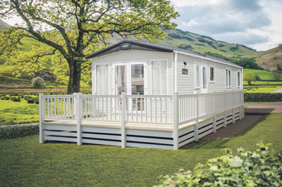 ABI Windermere mobile home