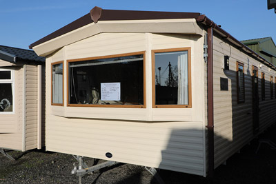 ABI Vista Diamond mobile home