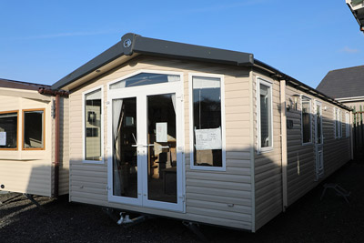 Swift Bordeaux mobile home