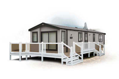 Swift Moselle Lodge mobile home