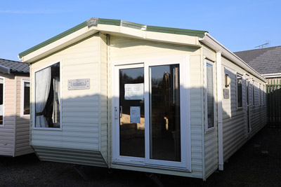 Willerby Legacy mobile home