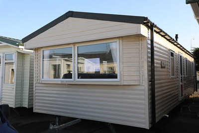 Willerby Minster mobile home