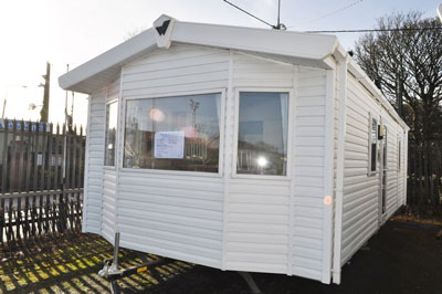 Willerby Rio Gold mobile home