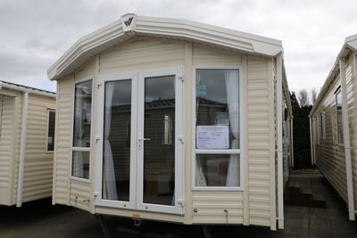 Willerby Winchester mobile home