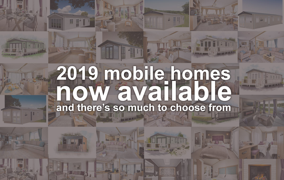 New 2019 Mobile Homes ABI, Regal, Swift