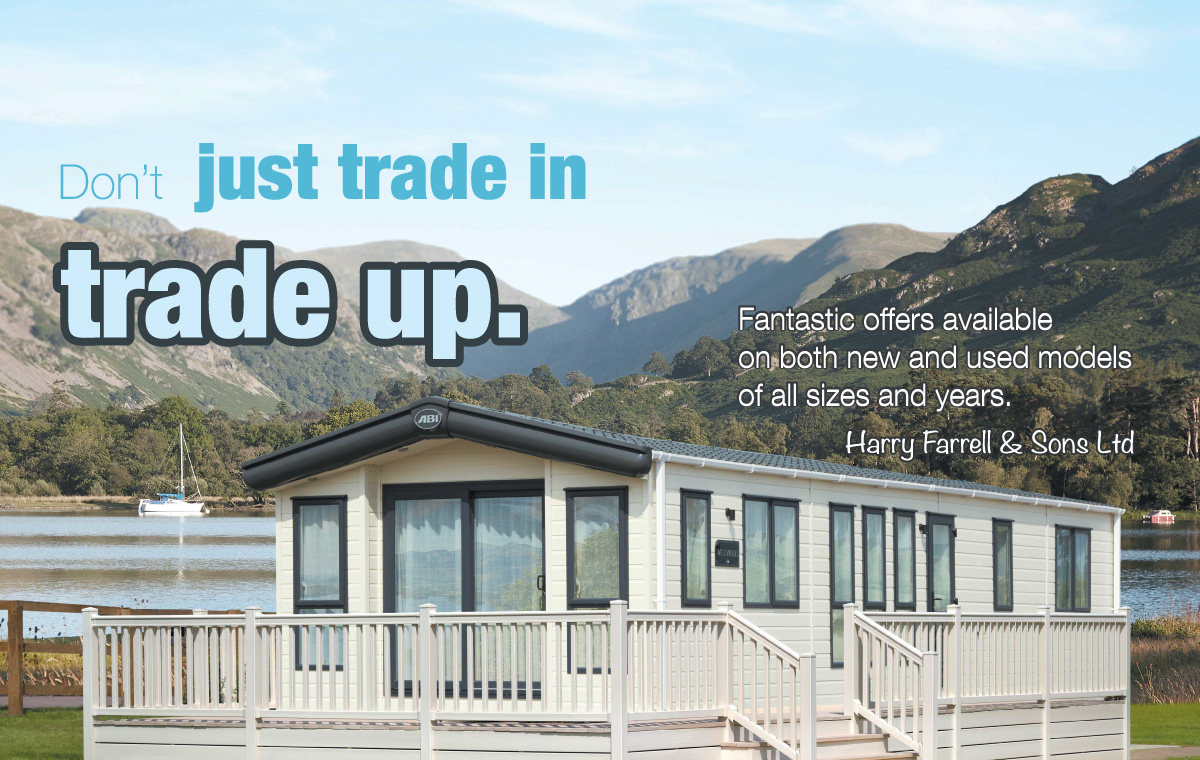 Trade in Mobile Home